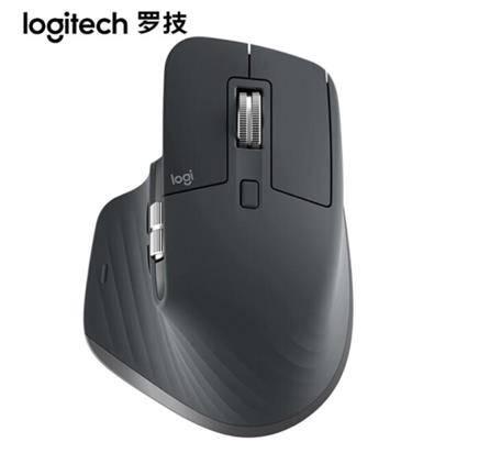 双12预售: Logitech 罗技 MX Master 3 无线蓝牙鼠标