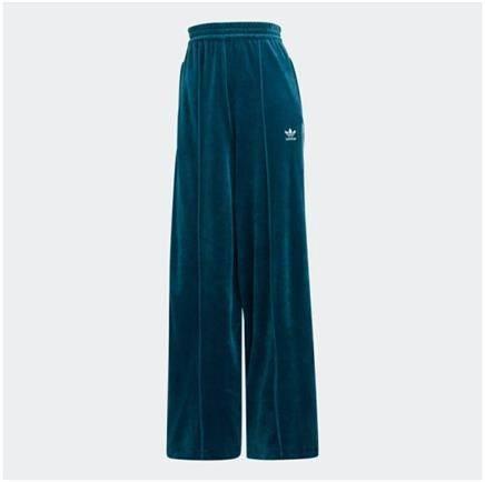 双12预告、10日0点:adidas 阿迪达斯 三叶草 VELVET TP ED4740 女装运动裤