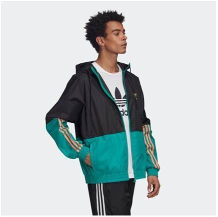 双12预告、10日0点:adidas 阿迪达斯 GK5923 三叶草 2tones LW WB 男装运动外套