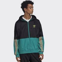 10日0点: adidas 阿迪达斯 GK5923 三叶草 2tones LW WB 男装运动外套