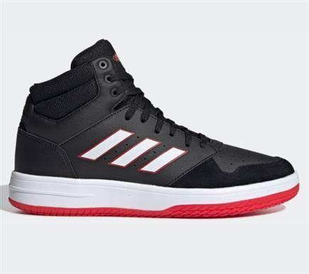 双12预告、10号0点:adidas 阿迪达斯 GAMETAKER EH1145 男子场上篮球鞋