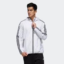 10日0点: adidas 阿迪达斯 WB AOP 3S DW4622 男装运动夹克