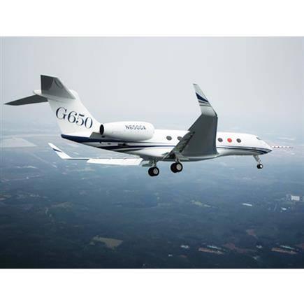 湾流 G650  支持现机极速交易    280000000元