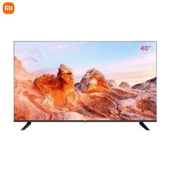 25日10点、新品发售:MI 小米 EA40 L40M7-EA 2022款 全面屏电视 40英寸1399元(需预约)