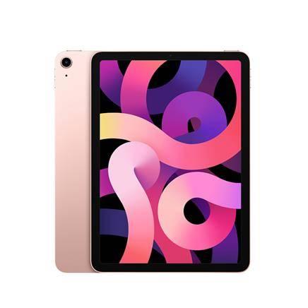 2020新款 Apple iPad Air 4代 10.9英寸 全面屏 64GB WLAN版 平板电脑 MYFP2CH/A 玫瑰金色4799元