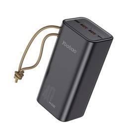 Yoobao 羽博 PD22.5W 充电宝 40000毫安139元包邮