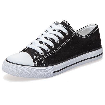 双星 夏季百搭低帮帆布鞋 男女款可选 49元(慢津贴后45元)