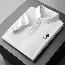 U.S. POLO ASSN. 美国马球协会 610210136100 男士短袖T恤 98元包邮