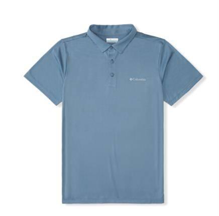 10日0点:Columbia 哥伦比亚 AE1287 男子针织透气舒适POLO衫 379元
