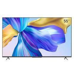 8日6点:HONOR 荣耀 LOK-350 4K 液晶电视 55寸 2699元