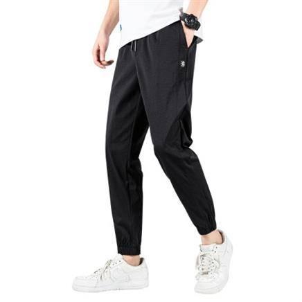 22点:VANCL 凡客诚品 202128 男士弹力束脚休闲裤