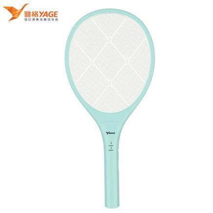 YAGE 雅格 YG-D008 充电式电蚊拍 14.9元(慢津贴后13.78元)