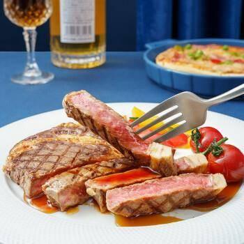 小牛凯西 整切原肉静腌牛排套餐 10片 133元(需用券)(慢津贴后127.98元)