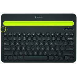 logitech 罗技 K480 无线蓝牙键盘 79键109元包邮