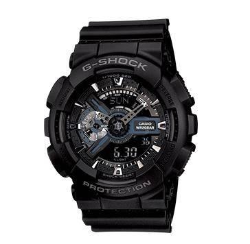 88VIP专享:CASIO 卡西欧 G-Shock 黑武士 防水运动石英情侣手表 GA-110    569.14元包邮(慢津贴后556.34元)