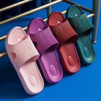 京喜app:京炫 家居浴室日式塑料凉鞋  1双装