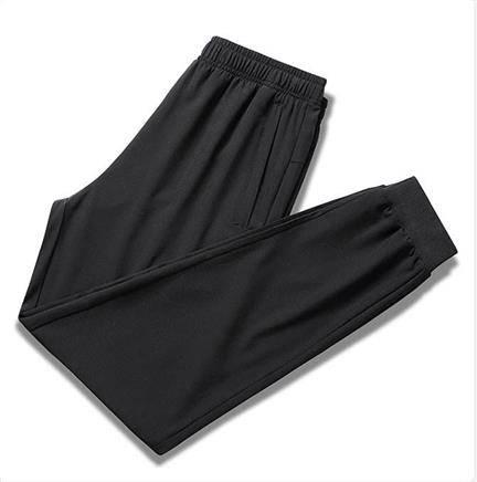 凡客诚品VANCL 男士2021新款  速干休闲裤  黑色 49元