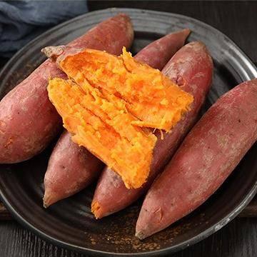 我老家 龙九沙地红薯 5斤大果 9.9元包邮(需用券)(补贴后8.9元)