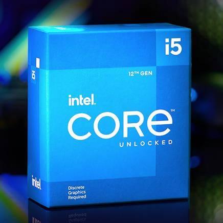5日0点:intel 英特尔 12代酷睿i5-12600KF盒装处理器电脑CPU 2098元包邮