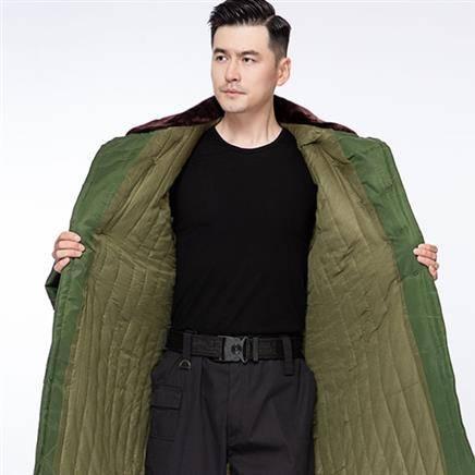 普城狼 001 军棉大衣 T精选