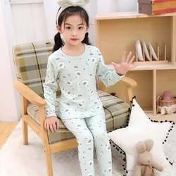 贝福佳 儿童纯棉内衣套装 100cm 17.5元包邮(需用券)