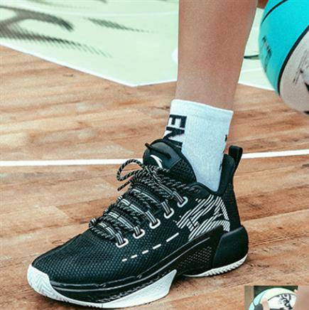 20日20点、双11预售:ANTA 安踏 汤普森战靴KT4球鞋 164元包邮(需定金)